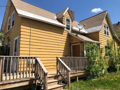 Ishpeming Single Family Home For Sale: 612 N Second St