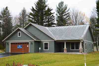Marquette Single Family Home For Sale: 641 Windcrest Dr #Lot 31 i