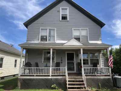 Gwinn Single Family Home For Sale: 196 N Maple