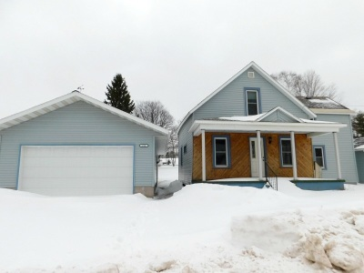 Negaunee Single Family Home For Sale: 213 W Water St