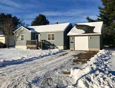 Ishpeming Single Family Home For Sale: 560 W Division St