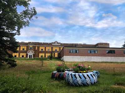 Ishpeming Commercial For Sale: National Mine High School