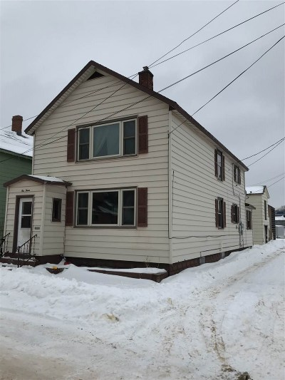 Ishpeming Multi Family Home Pending w/Contingency: 412 N Second St