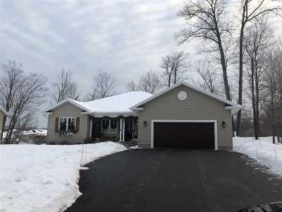 Marquette MI Single Family Home Pending w/Contingency: $395,000
