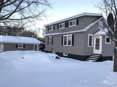 Negaunee Single Family Home Pending w/Contingency: 355 Copper St