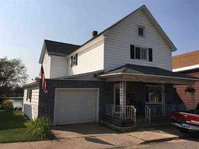 Ishpeming Single Family Home For Sale: 519 N Lake