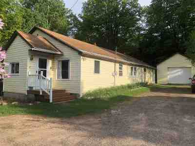 Marquette MI Single Family Home For Sale: $105,000