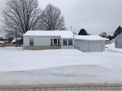 Ishpeming Single Family Home For Sale: 125 N Lilac