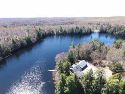 Munising Single Family Home For Sale: N6460 Perch Lake Rd