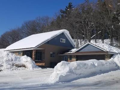 Negaunee Single Family Home Pending w/Contingency: 705 Croix St
