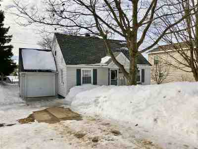Ishpeming Single Family Home New: 600 Mather Ave