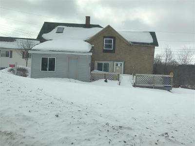 Ishpeming Single Family Home Pending w/Contingency: 443 Marquette St