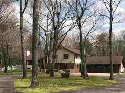 Negaunee Single Family Home New: 9 Pine Run