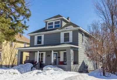 Negaunee Single Family Home New: 118 Ridge St