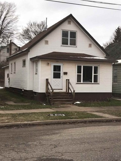 Single Family Home Pending w/Contingency: 119 E Lincoln St