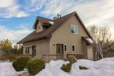 Negaunee Single Family Home Pending w/Contingency: 3647 M35
