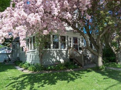 Marquette MI Single Family Home Pending w/Contingency: $184,900