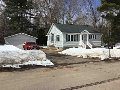 Marquette Single Family Home Price Change: 2039 Granite