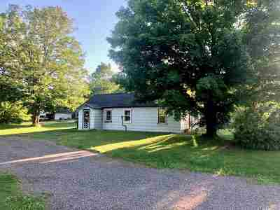 Negaunee Single Family Home For Sale: 125 Michigan St