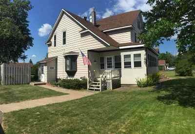 Gwinn Single Family Home For Sale: 226 W Jasper St