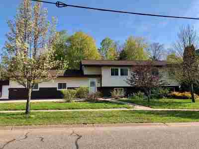 Marquette Single Family Home For Sale: 862 W Bluff St