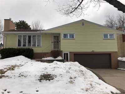 Marquette Single Family Home New: 717 W Kaye Ave
