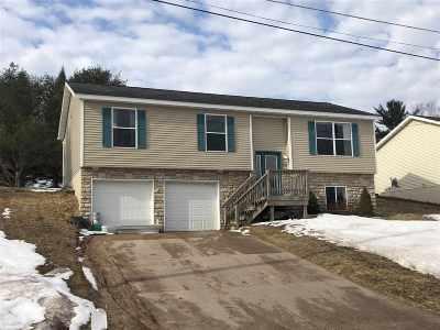 Marquette Single Family Home New: 204 W Fairbanks
