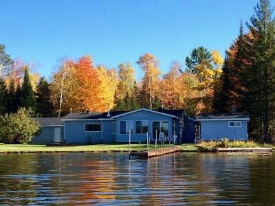 Ishpeming Single Family Home For Sale: 1880 S Helen Lake Rd #7