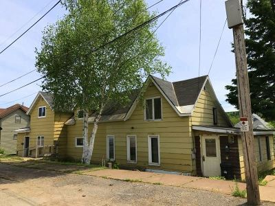 Ishpeming Multi Family Home For Sale: 708-712 E Ridge St
