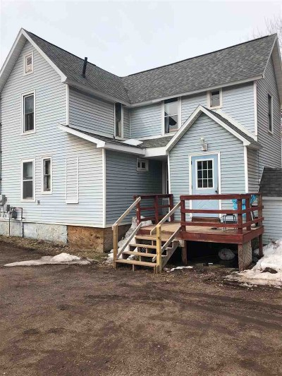 Ishpeming Multi Family Home Pending w/Contingency: 645 E Division St #647 E. D