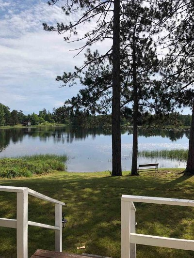 Gwinn Single Family Home Pending w/Contingency: 90 S Blue Lake Dr