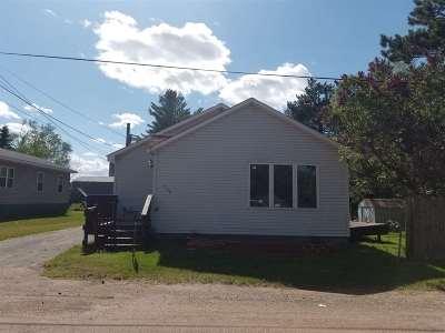 Ishpeming Single Family Home For Sale: 339 Carp St