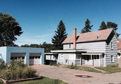 Ishpeming Single Family Home Pending w/Contingency: 201 Zoberlein St