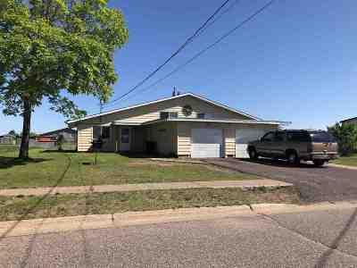 Multi Family Home For Sale: 168 170 Banshee