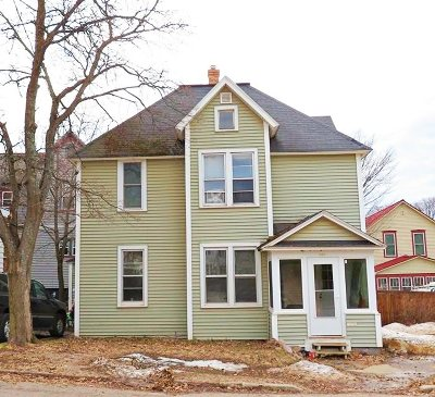 Ishpeming Single Family Home For Sale: 409 N Pine St