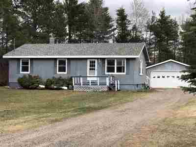 Gwinn Single Family Home Pending w/Contingency: 270 Yelle Rd