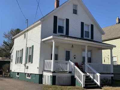 Marquette Single Family Home Pending w/Contingency: 409 Norwood St