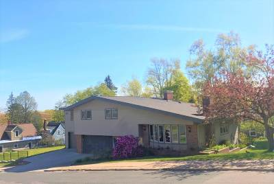 Marquette Single Family Home For Sale: 800 Spruce St