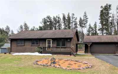 Marquette Single Family Home Pending w/Contingency: 394 Lakewood Ln