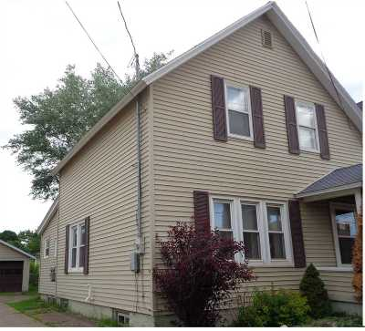 Marquette Single Family Home For Sale: 506 Fisher St