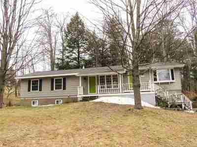 Marquette Single Family Home Pending w/Contingency: 600 Forest Park Dr