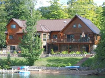 Gwinn Single Family Home For Sale: 290 N South Point Ln