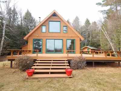 Gwinn Single Family Home Pending w/Contingency: 228 S Shag Lake Dr