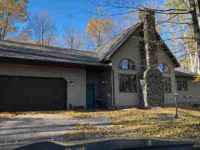 Marquette Single Family Home For Sale: 988 Co Rd 480