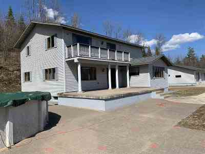 Ishpeming Single Family Home Pending w/Contingency: 1541 Co Rd Cl