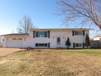 Ishpeming Single Family Home Pending w/Contingency: 1715 Glendora Ln