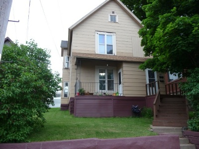 Ishpeming Multi Family Home For Sale: 107 E Barnum St #2