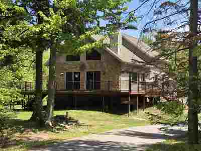 Marquette Single Family Home For Sale: 7398 Co Rd 550