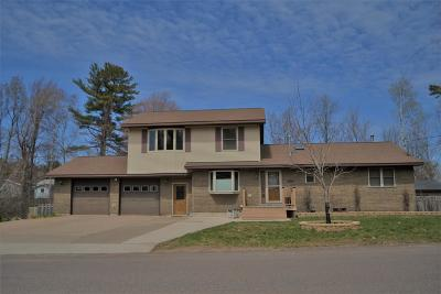 Marquette MI Single Family Home Pending w/Contingency: $295,000