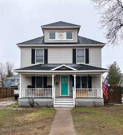 Negaunee Single Family Home For Sale: 725 Baldwin Ave